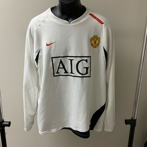 Manchester United Football Jersey